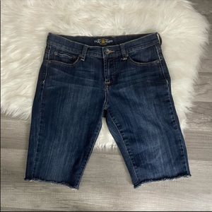 Luckily Brand Easy Rider Cut Off Shorts